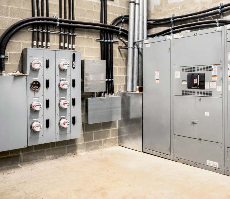 commercial electrical services London
